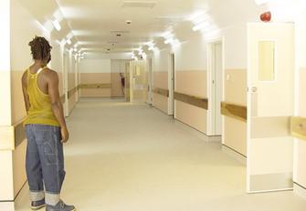 HOSPITAL IN JAMICA